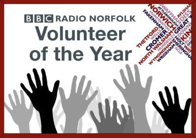 Nominate exceptional Volunteers