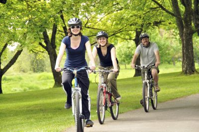 Norfolk residents are getting active on National Fitness Day